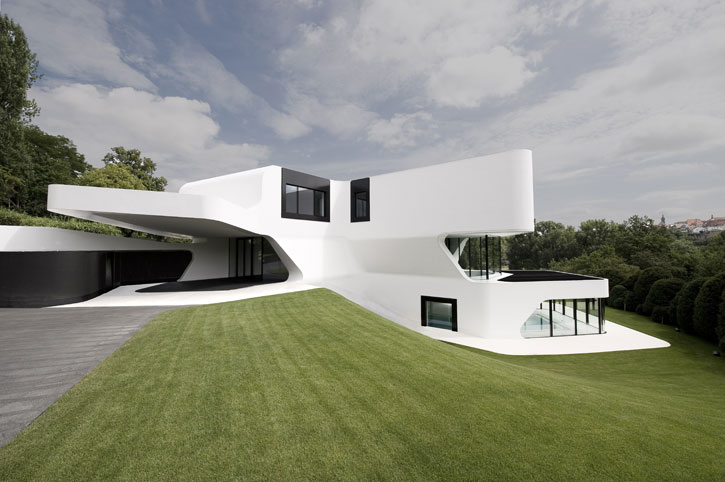 Attractive The Most Futuristic House Design World