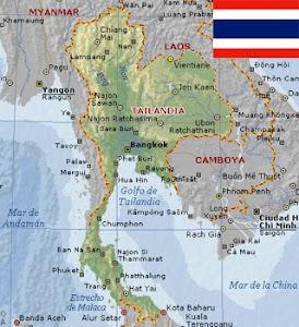 1ª Parada:Tailandia