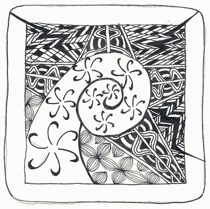 Tickled to tangle quot it s a string thing tiles
