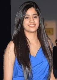 What is the height of Jhanvi Kapoor?