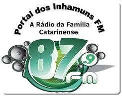 Rádio Portal FM de Catarina - Rua Fausto Nogueira, 77 Bairro Pedreira, Catarina/CE.