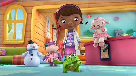 Doc McStuffins friends