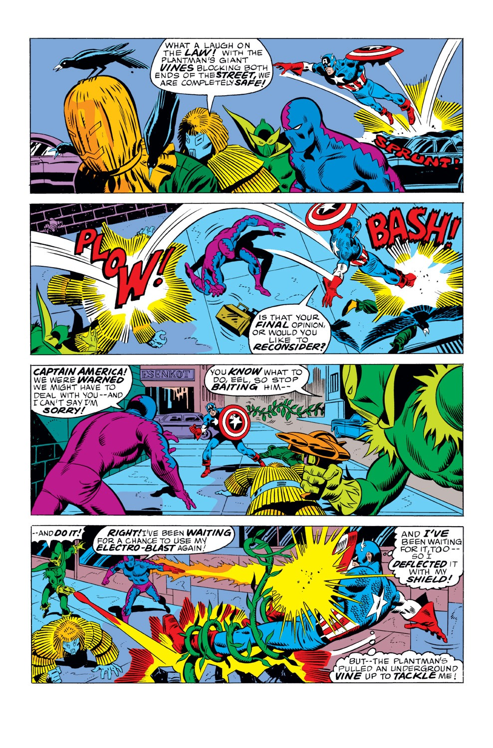 Captain America (1968) Issue #159 #73 - English 7