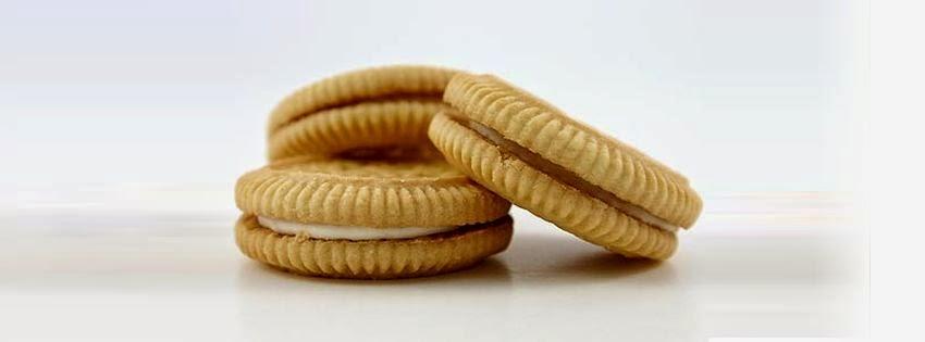 Une belle Couverture facebook biscuit