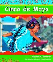 bookcover of CINCO DE MAYO by  Lola M. Schaefer