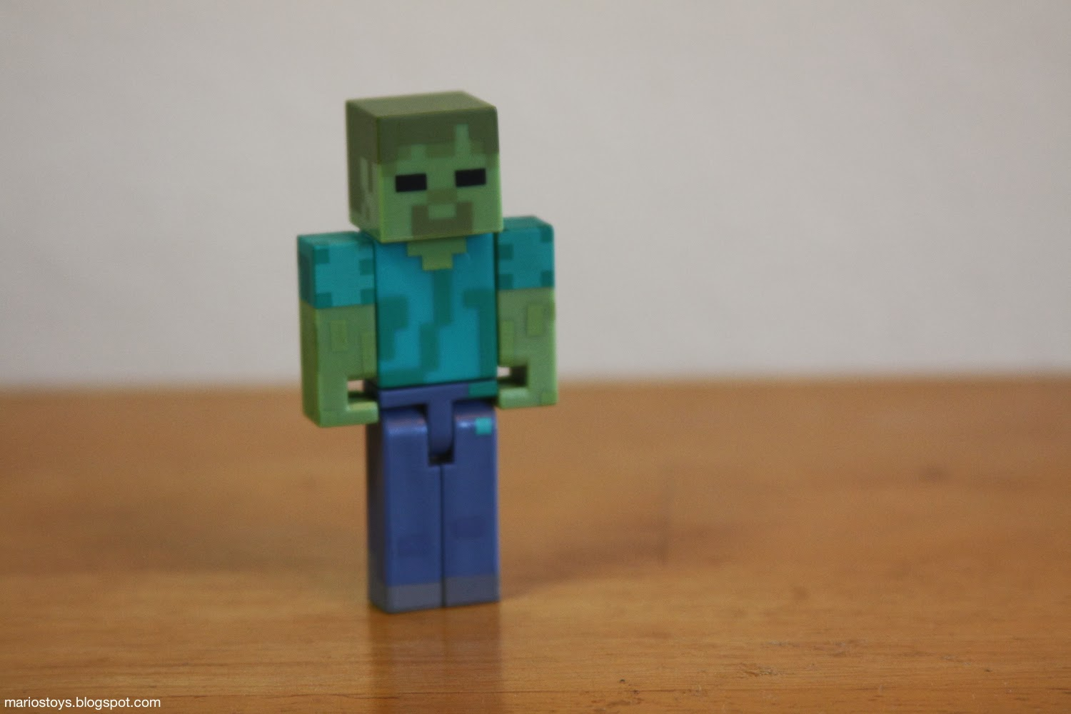 A year of toys 80 minecraft overworld zombie - Zombie style minecraft ...