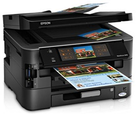 Epson WorkForce 840