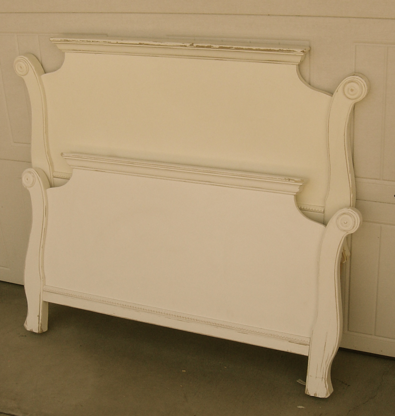 The backyard boutique by five to nine furnishings single for Single bed frame without headboard