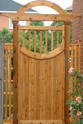 My Thoughts on Daily Living Garden Gate Design