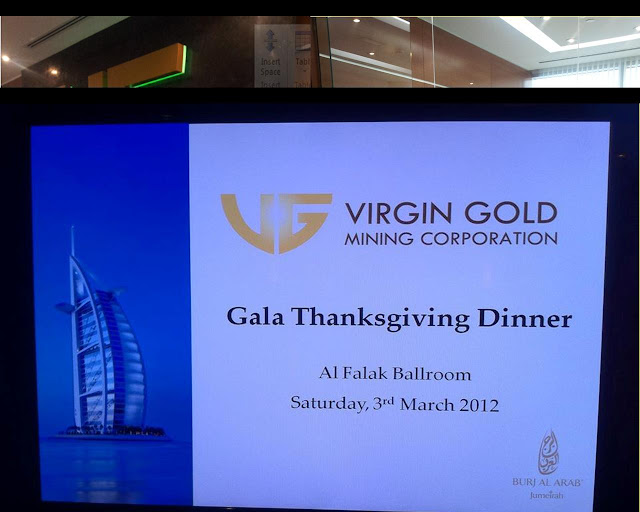 vgmc dinner dubai