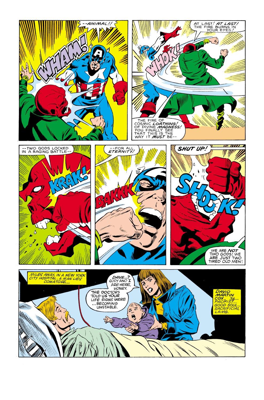 Captain America (1968) Issue #300 #228 - English 6