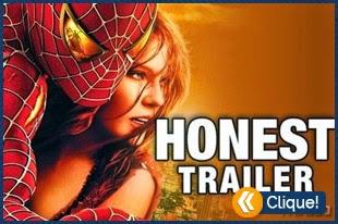 Trailer Honesto de Homem Aranha - A trilogia