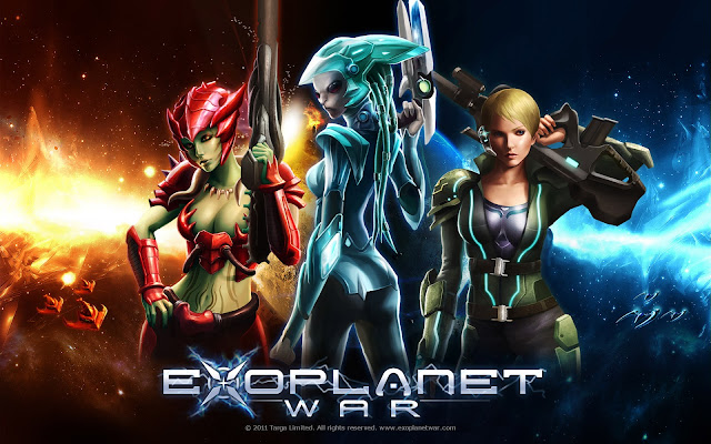 Exoplanet War (Review)
