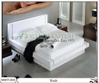 Tempat Tidur Minimalis Modern Terbaru Rush