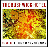 The Bushwick Hotel - Live Photos from Ella Lounge, NYC 9-12-13 / 'Graffiti of the Young Man's Mind' CD Review