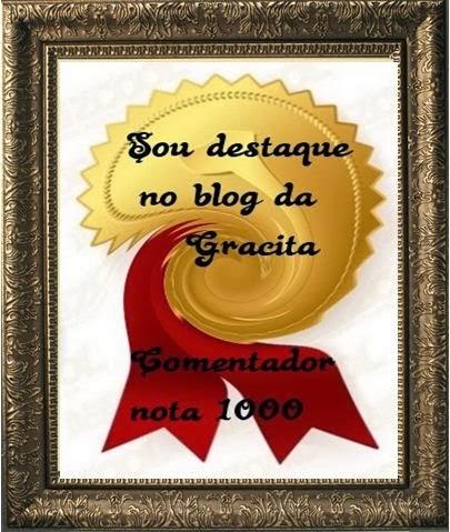 Obrigada Gracita