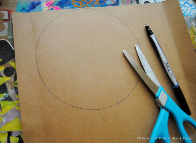 STEP 1: Create round template for Universe DreamCatchers