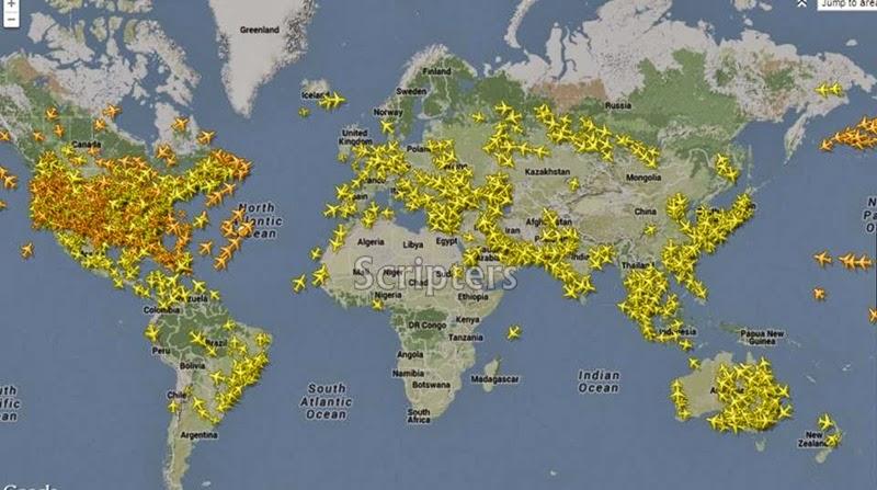 TEKNOLOGI: Flight Radar