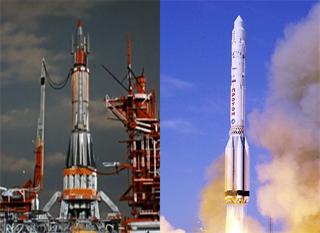 Gerry Anderson rocket design