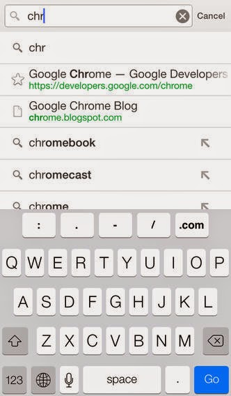 Download Chrome - web browser by Google IPA-iOS 33.0.1750.21