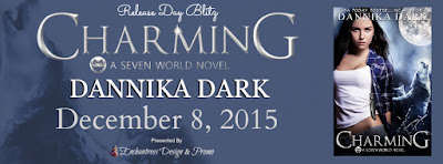 Release Day Blitz - Charming by Dannika Dark