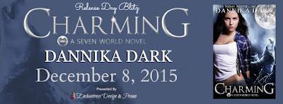 Release Day Blitz - Charming by Dannika Dark