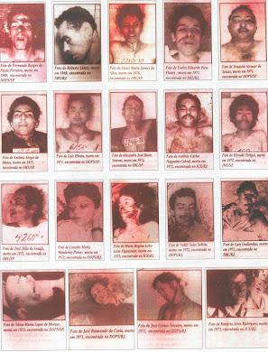 Onde estão os torturadores e colaboradores da ditadura?