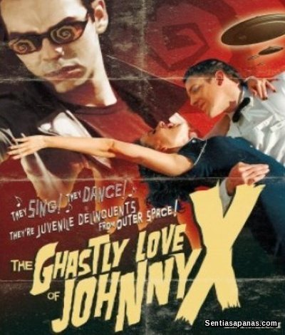The Ghastly Love of Johnny (2012)
