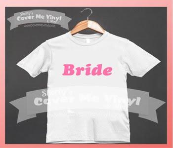 Bridal Party Shirts
