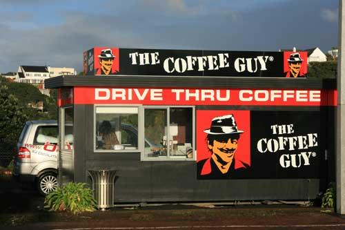 Coffee bay franchise