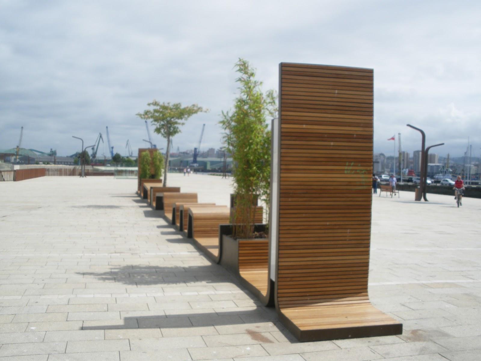 Mobiliario urbano arquitectura medidas de cajones de for Equipamiento urbano arquitectura pdf