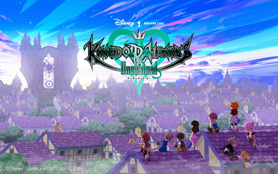 Download Game Android Gratis Kingdom Hearts Unchained X