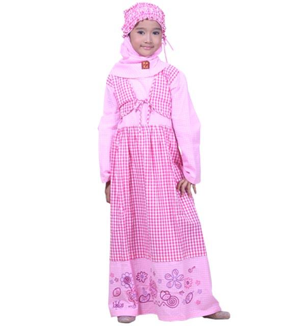 Gambar Baju Muslim Untuk Anak Anak