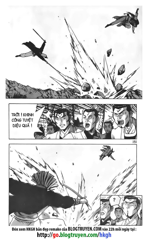 Hiệp Khách Giang Hồ chap 186 page 2 - IZTruyenTranh.com