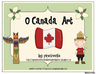 primary, art, O Canada, Social Studies