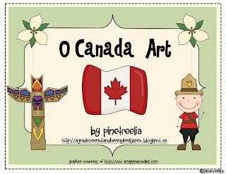 primary, art, O Canada, Social Studies