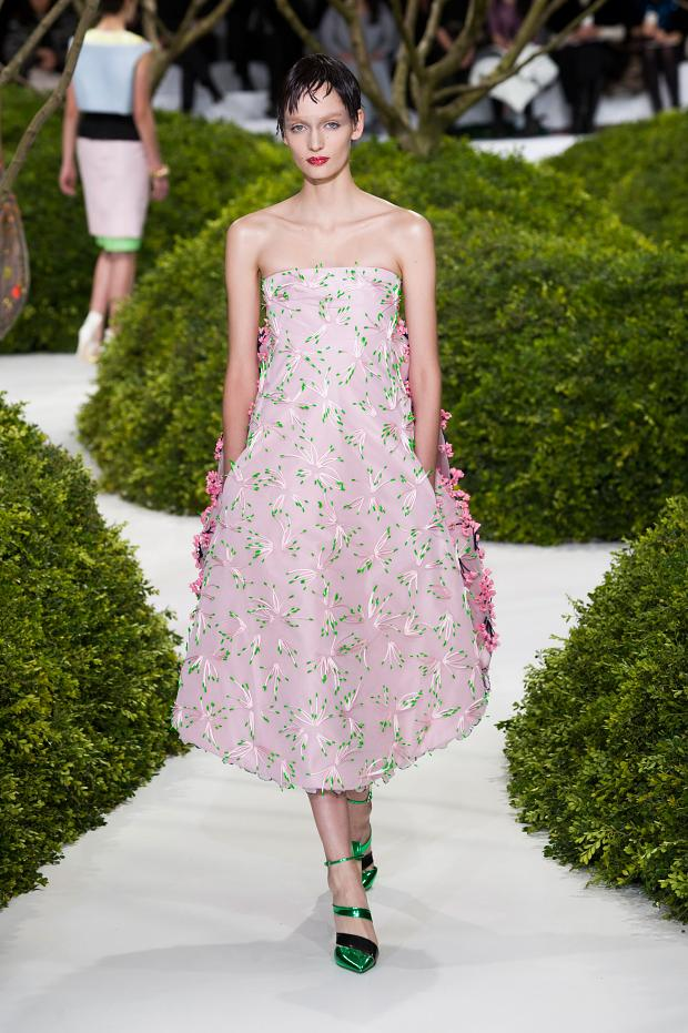 Christian Dior Haute Couture Spring 2013 Paris