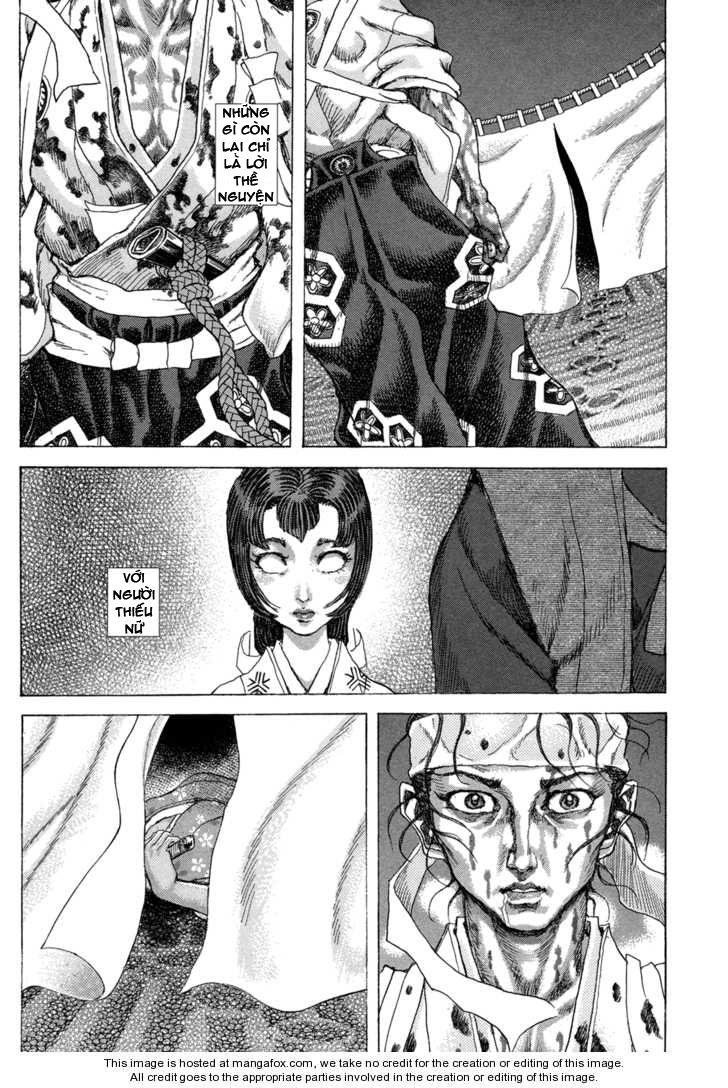 Shigurui - Cuồng Tử chap 84 - Trang 25