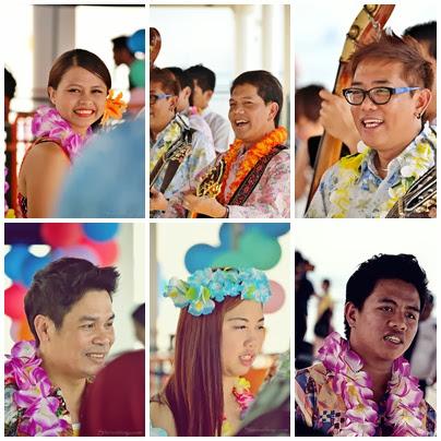 Barisan penghibur dan penyambut pelancong - Star Cruises Superstar Libra