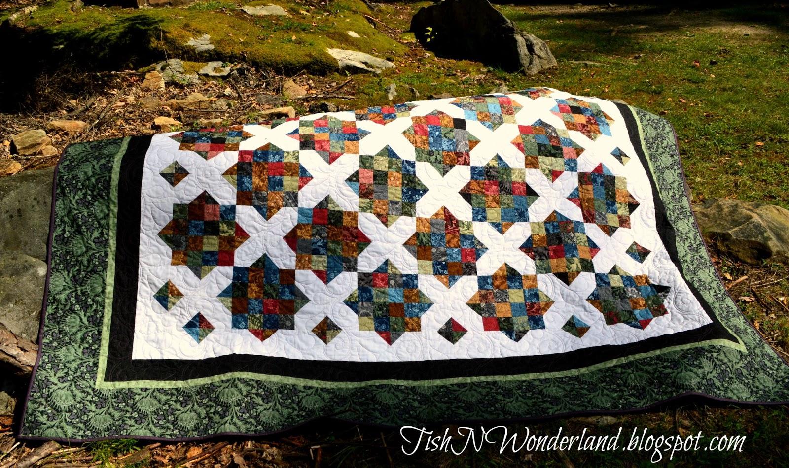 Tish's Adventures in Wonderland: Goodnight Irene--Finished : goodnight irene quilt - Adamdwight.com