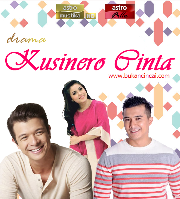 Tonton Drama Kusinero Cinta Full Episode