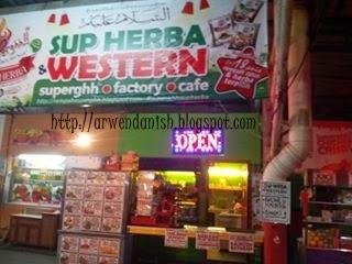 SUP HERBA WESTERN R&R BATU 2 1/2 SIMPANG, TAIPING