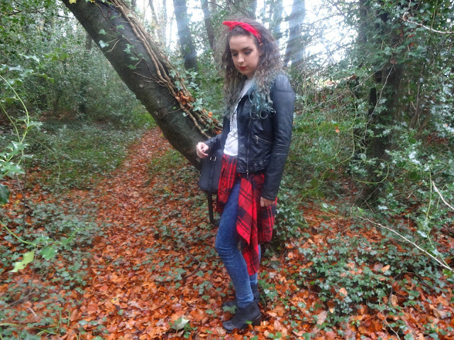Into The Woods | Styled Fashion Look