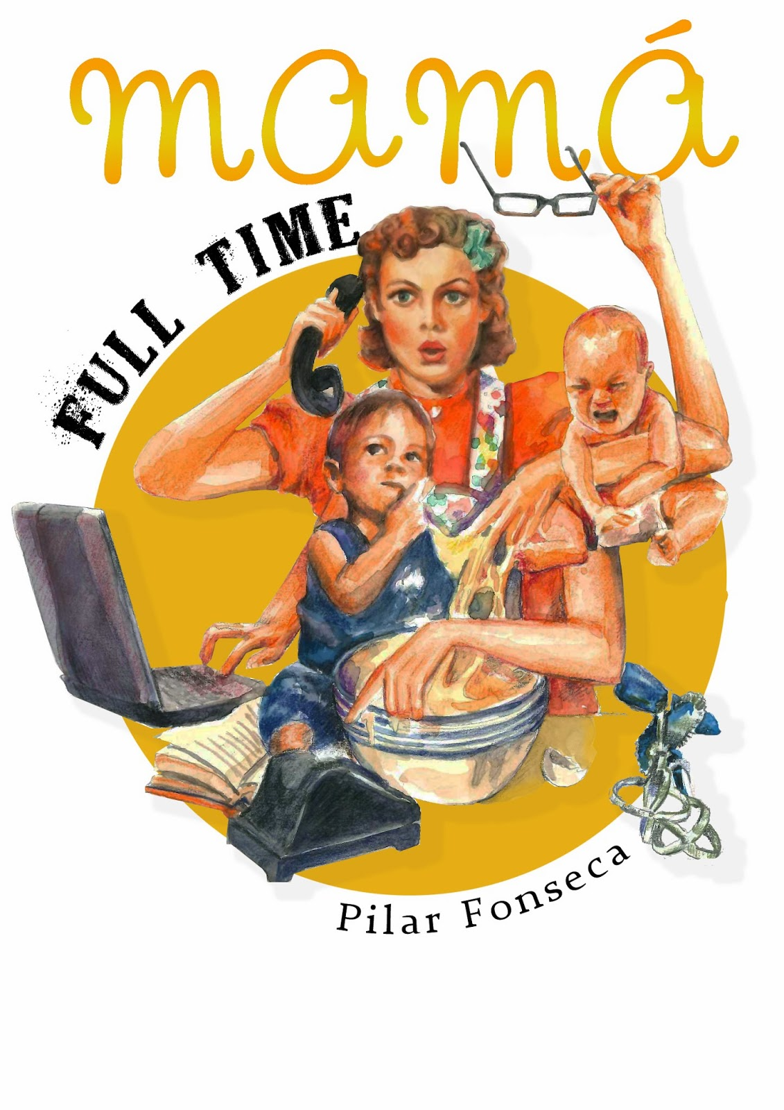 todomundopeques libro mamá full time leer lectura maternidad