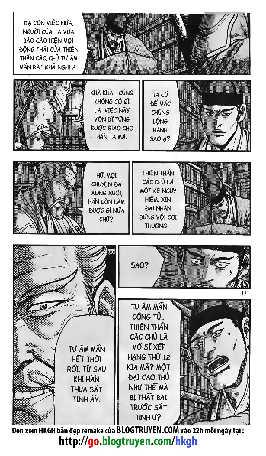 Hiệp Khách Giang Hồ chap 372 page 14 - IZTruyenTranh.com