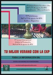 IV Campus Internacional Ramón Escudeiro Tllve