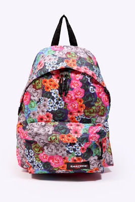 Urban Outfitters Eastpak backpack floral