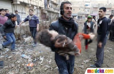 Rezim Syiah Assad Penipu