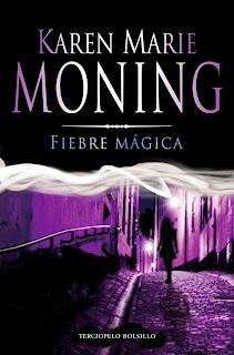 Fiebre mágica de Karen Marie Moning