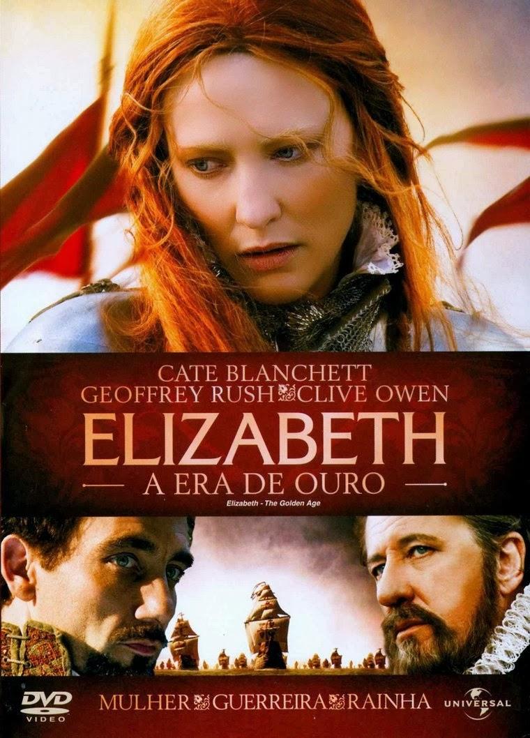Elizabeth: A Era de Ouro – Dublado
